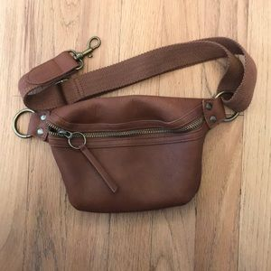 Universal Thread faux leather fanny pack